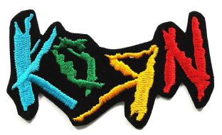 Korn - Sew On Patch